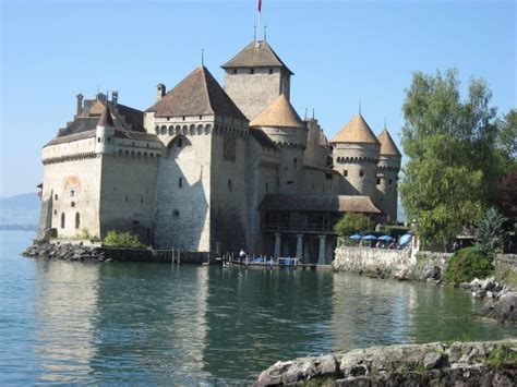 Thailand House For Sale chillon castle a fairytale on the banks of lake geneva