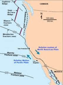 map of san andreas fault in southern california western region geology and geophysics science center