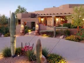 desert landscape front yard desert landscaping ideas