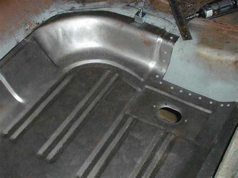 1967 Mustang Convertible Floor Pan Replacement   Carpet