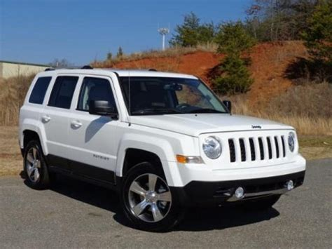 Jeep Patriot Dimensions 2016 Jeep Patriot Data Info And Specs Gtcarlot