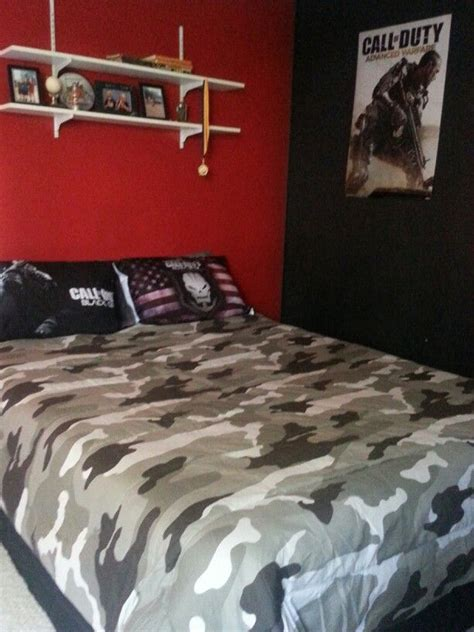 call of duty bedroom call of duty room bedding purchssed on amazon house