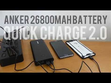 anker vs aukey wall charger anker powercore edge review doovi