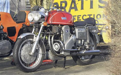 Mammut Motorrad by Is This The Uk S Only Munch Mammoth Mcn