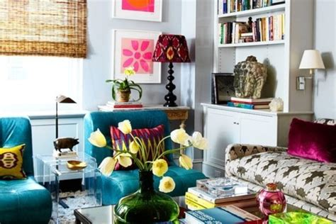 jewel tone home decor 111 bright and colorful living room design ideas digsdigs