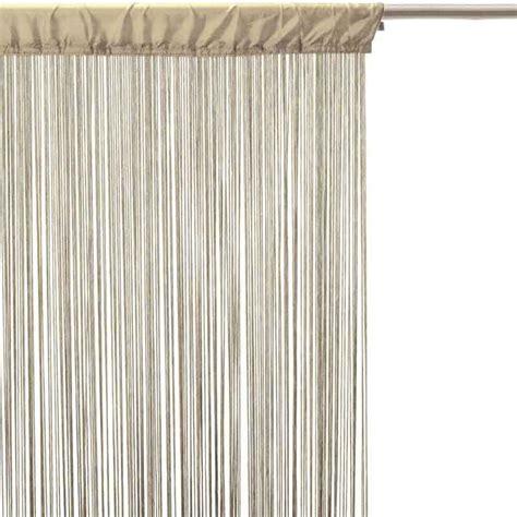 Rideaux En Fils by Rideau Fil 90x200cm