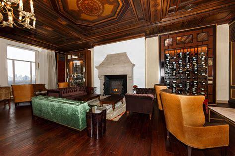 Private Dining Rooms Philadelphia Custom Wine Cellar At The New York Athletic Club