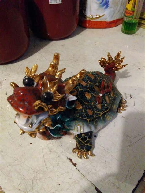 Lu Tidur Kura Kura jual patung hewan kura kura naga keramik dhammamanggala