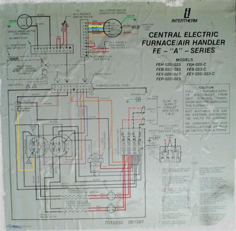 intertherm furnace wiring diagram get free image about