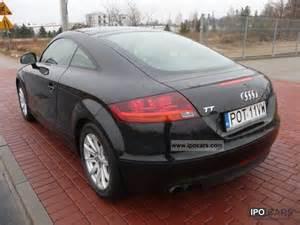 2007 Audi Tt 2 0 Tfsi Specs 2007 Audi Tt 2 0 Tfsi Car Photo And Specs