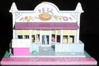 Polly Pocket 1993 Pollyville Pet Shop 1993 Polly Pocket Pet Shop Pollyville