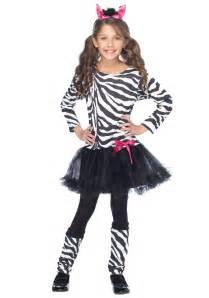 halloween animal costumes for kids child little zebra costume