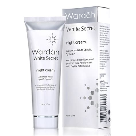 Sabun Wajah Wardah White Secret wardah white secret 17ml gogobli