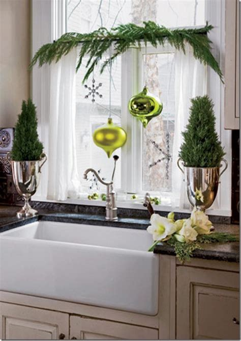 christmas decorating ideas for kitchen unique kitchen decorating ideas for christmas family