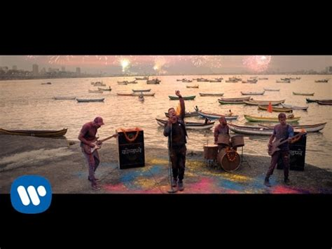 coldplay youtube coldplay hymn for the weekend official video youtube
