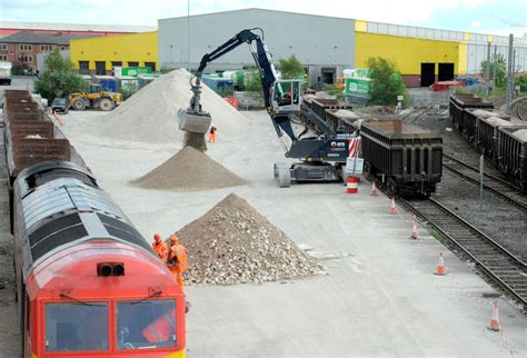 new pop up rail depot in warrington agg net