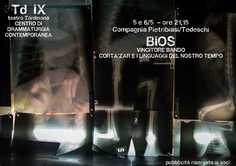 bios roma sedi bios teatro tordinona spettacoli a roma evento