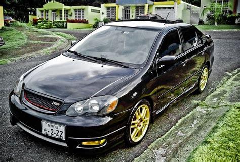 Toyota Corolla 0 To 60 Toyota Corolla Xrs 0 60 Time