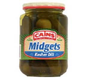 cains pickles change name of its kosher dill midgets after mother of girl with dwarfism