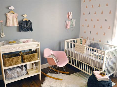 Délicieux Idee Deco Chambre Mixte #4: Une-chambre-de-bebe-pastel.jpg