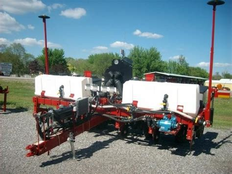 wisconsin ag connection case ih 1220 row crop planters