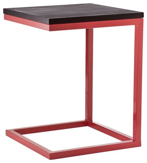 side accent tables target home quot c quot accent table modern side tables and