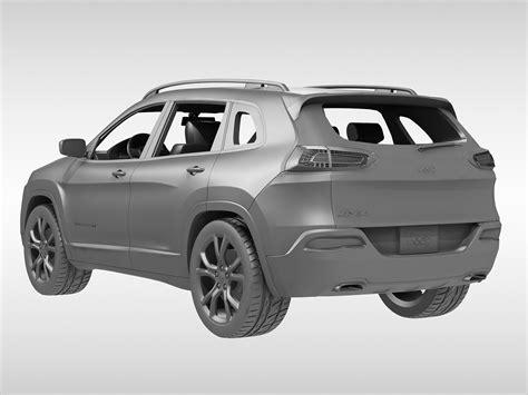 2014 Jeep Models Jeep 2014 3d Model Max Obj 3ds Fbx Cgtrader