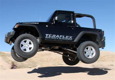jeep wrangler prerunner just 4 fun motorsports teraflex jk lcg prerunner suspension