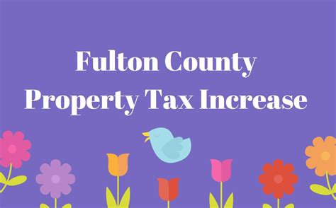 Fulton County Property Records Property Tax Increase Images
