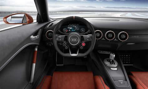audi tt turbo specs 2016 audi tt clubsport turbo price specs review and photos