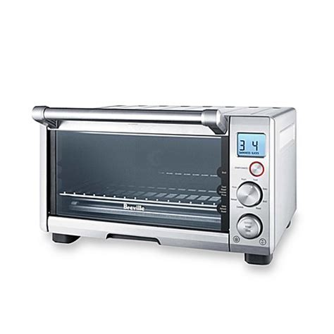 bed bath and beyond breville breville 174 compact smart oven 174 toaster oven bed bath beyond
