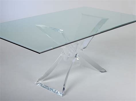 Clear Acrylic Dining Table Dining Table Acrylic Lucite Dining Table