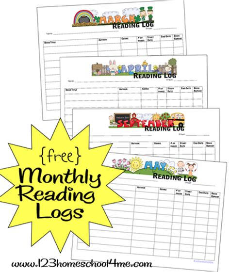 printable monthly reading calendar search results for free printable monthly reading logs