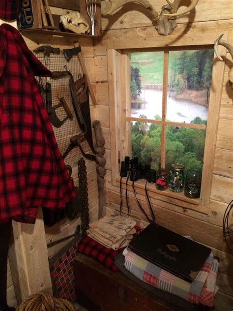 hunting lodge man cave project hiconsumption