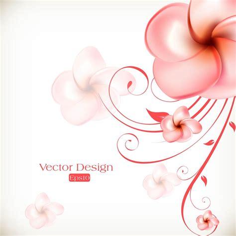 romantic flower background vector vector flower free vector free beautiful flowers background 01 vector free vector 4vector