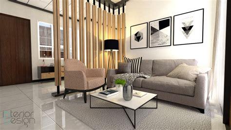 design minimalis modern ruang tamu jepara interiordesign id