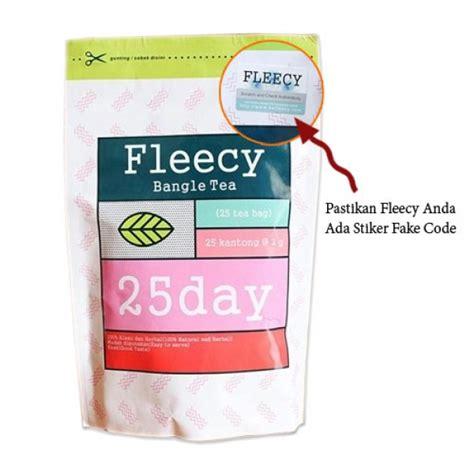 Fleecy Bangle Tea Promo care makeup house