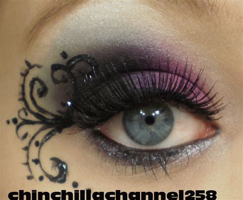 cool eye make up look trusper