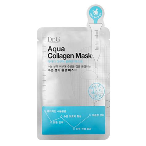 dr g aqua collagen mask dr g mask sheets shopping sale koreadepart