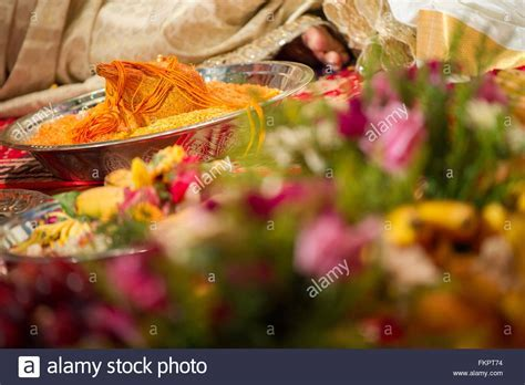 Puja Thali Stock Photos & Puja Thali Stock Images   Alamy