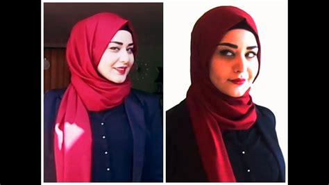 hijab turc style  turkish hijab style  youtube