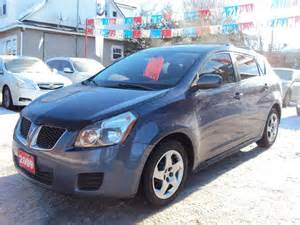 Pontiac Vibe 2009 Pontiac Vibe Fully Loaded Cruise Automatic