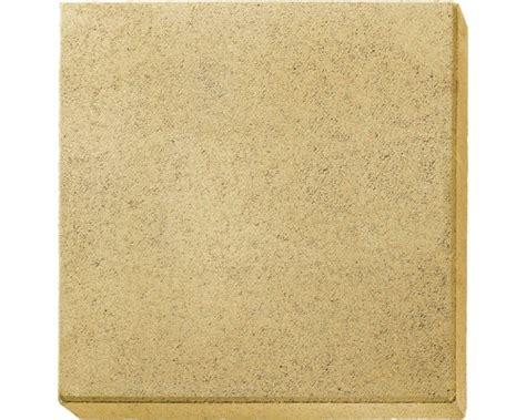 Decke 50 X 50 by Mauerabdeckung Bellamur Gelb Sand 50x50x5 Cm Bei Hornbach