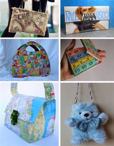 60 recycled handbag and wallet ideas for the crafty greenie recyclenation