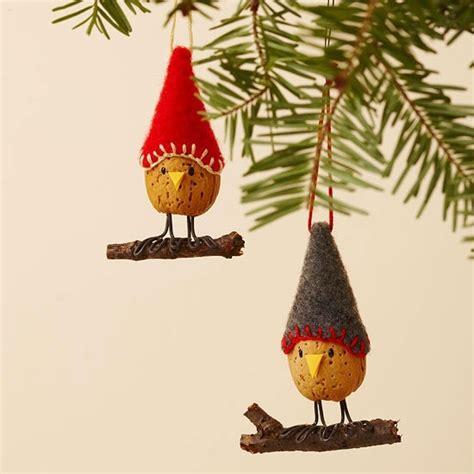 cute handmade ornament ideas  christmas lets celebrate