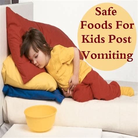 vomiting food safe food for post vomiting diy find home remedies