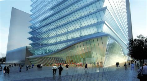 gallery of yademan tower architecture atelier 5 gallery of guosen securities tower mvrdv 10