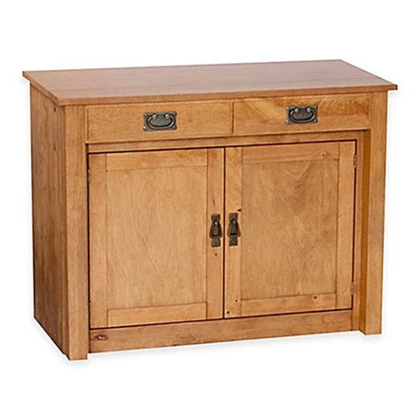 expanding cabinet dining table buy stakmore expanding wood cabinet in oak from bed bath