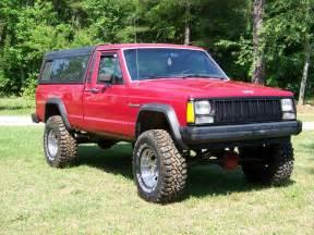 Jeep Comanche Lifted Lifted Jeep Comanche 4x4 Build Ideas Truck Pics