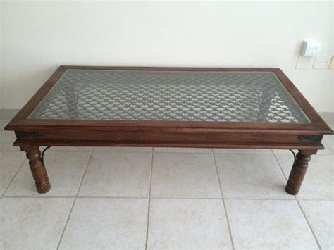 dubizzle dubai tables beautiful coffee table with glass